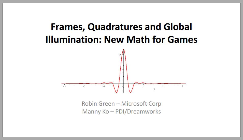 frames-and-quadrature